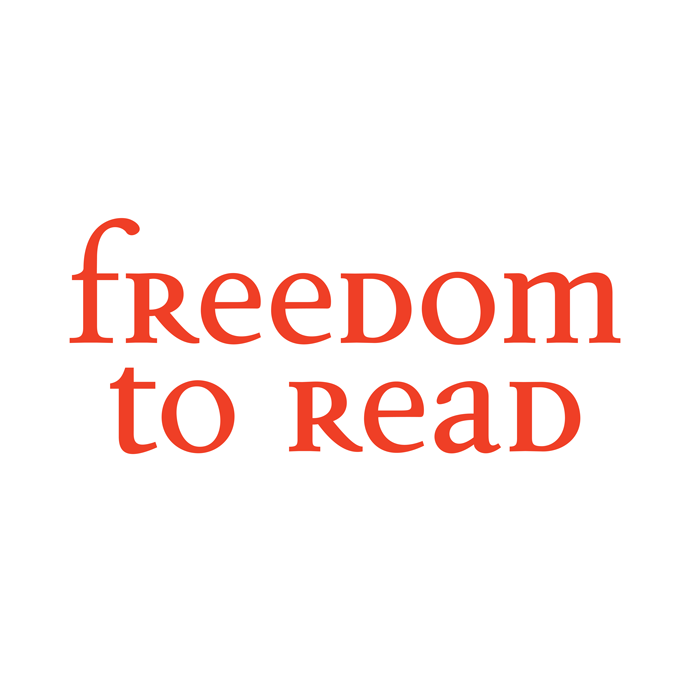 Freedom to Read wordmark