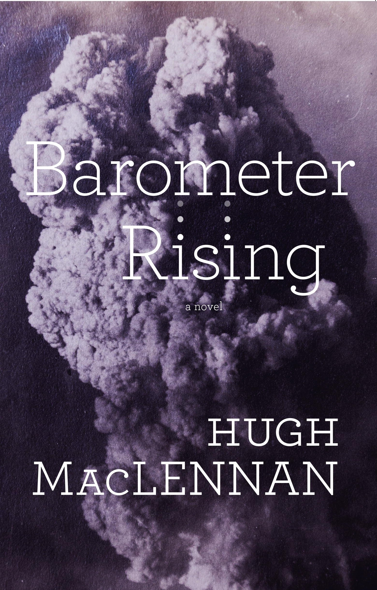 Cover of Barometer Rising
